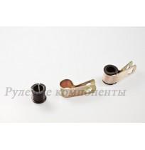 2110-3408159 Скоба крепления шланга низкого давления (без подушки)