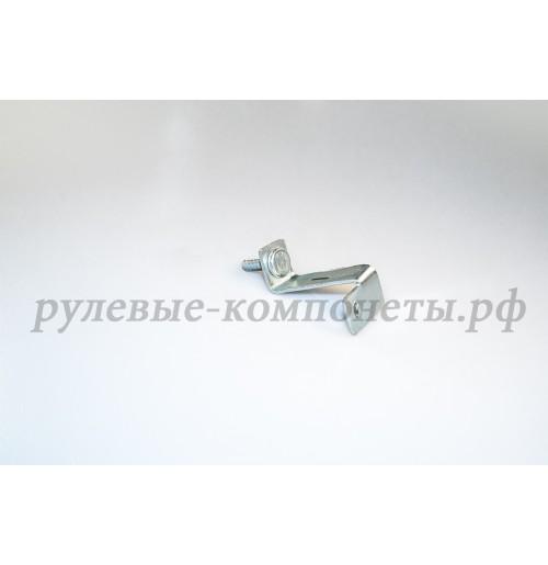 2170-3408190-10 Кронштейн шланга высокого давления ВАЗ 2170 ПРИОРА (с кондиционером)