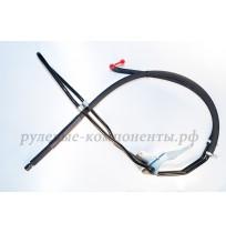2170-3408026 Шланг низкого давления с трубкой в сб. ВАЗ 2170 ПРИОРА (с кондиционером)
