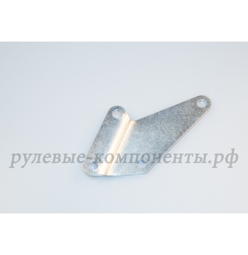 2170-3407152 Пластина насоса задняя ВАЗ 2170 ПРИОРА (с кондиционером)