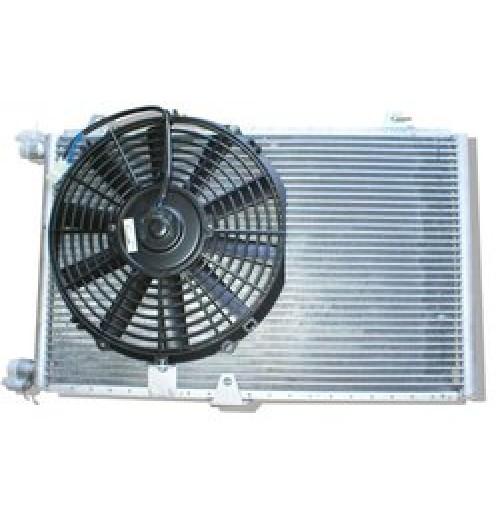 1118-8112010-10 Радиатор кондиционера Калина